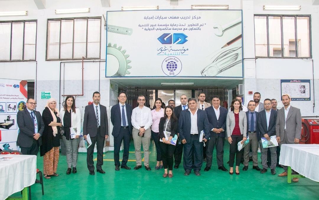 بمشاركة كبرى شركات السيارات في السوق المصرية مؤسسة غبور للتنمية تنظم ملتقى التوجيه الوظيفي الأول لطلابها