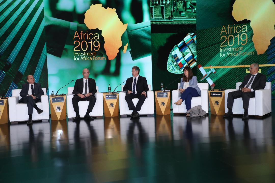 With the auspices and the attendance of President Abdel Fattah El Sisi  Nissan Motor Egypt participates in Invest for Africa 2019