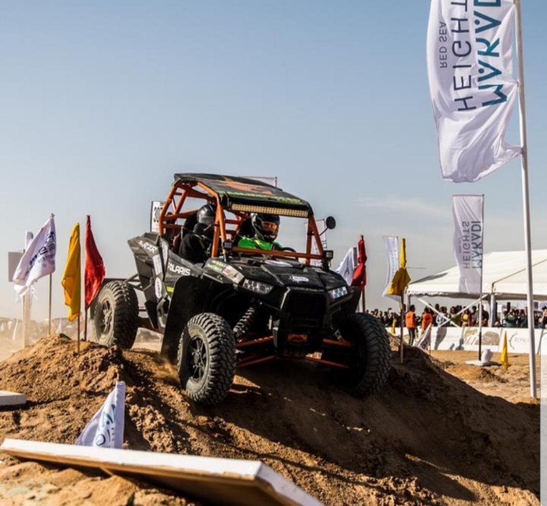 فريق رحالة توتال يتوج بالبطولة عن جولة سيارات الرالي المعدلة لسباقات الصحراء