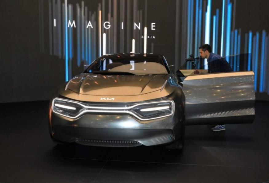 كيا ستطرح نسخة إنتاجية من سيارتها إيماجين بالأسواق