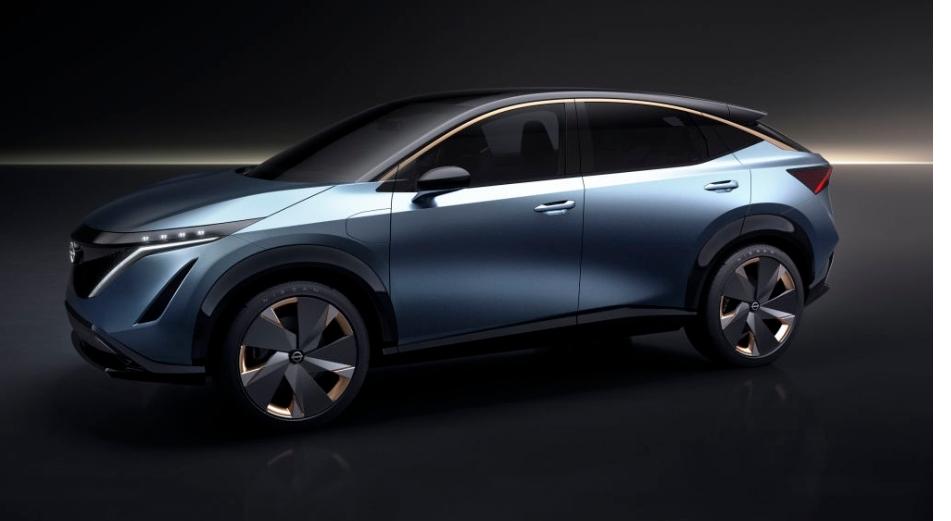 نيسان آريا SUV الكهربائية ستكون أسرع من السيارات الرياضية