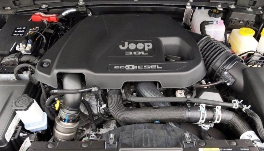 """جيب رانجلر """"ايكو ديزل"""" 2020 هي أفضل رانجلر في كفاءة استهلاك الوقود على الإطلاق"""