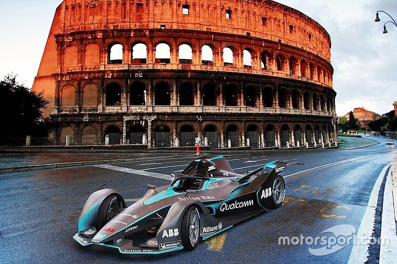 الفورمولا إي تكشف عن تحديثات الجيل الثاني من سياراتها