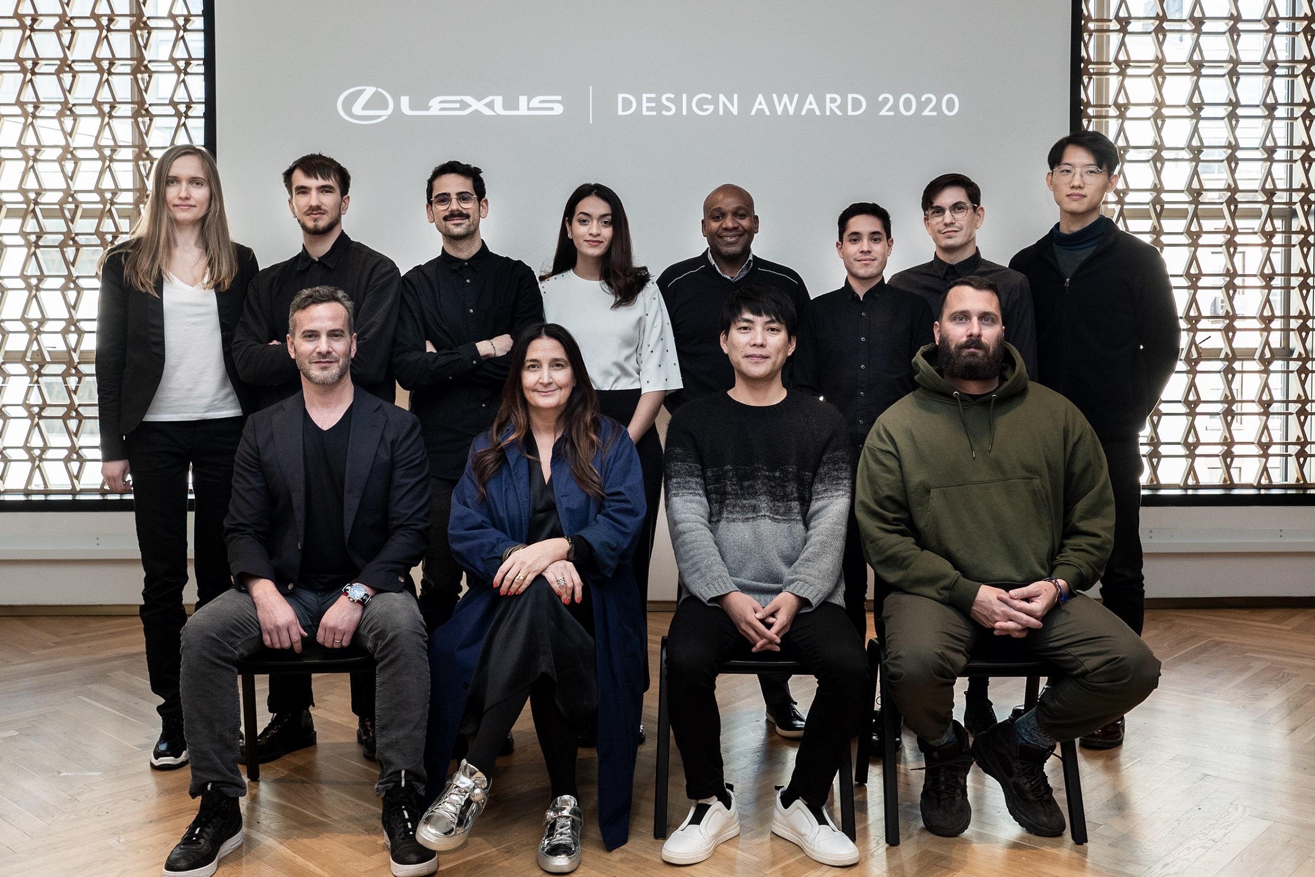 لكزس تتبنى تطوير 6 مشروعات إبداعية بقيمة 162 ألف دولار  لمرشحي نهائيات جائزة لكزس للتصميم 2020