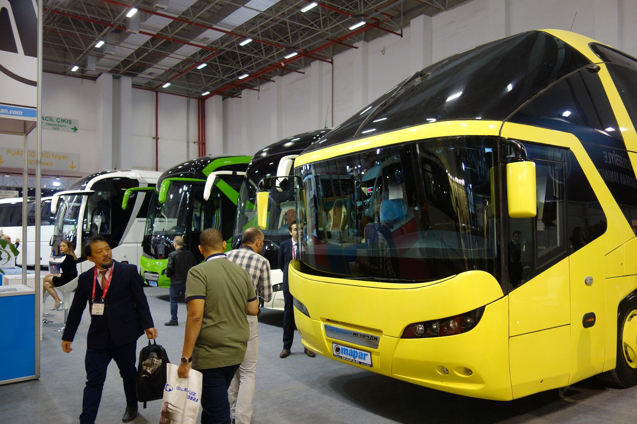 Busworld Turkey puts zero emission on the agenda