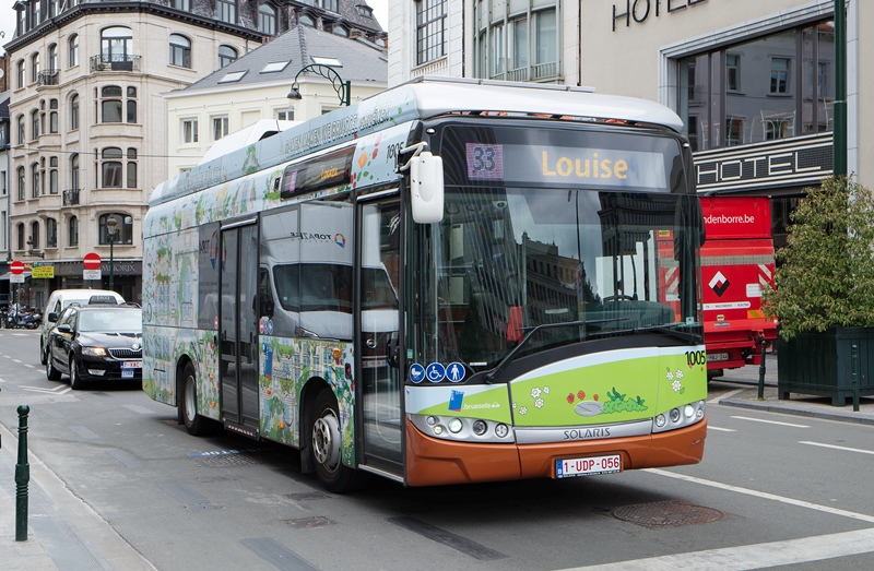 POLISH CONTRACT FOR TWO SOLARIS URBINO 8,9 LE ELECTRIC