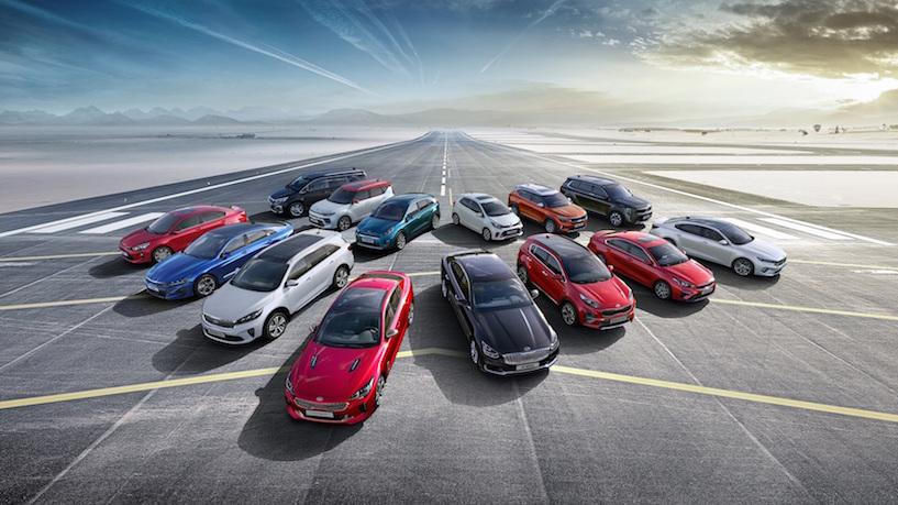 """إطلاق برنامج """"كيا بروميس"""" لتمديد ضمان السيارات حول العالم"""