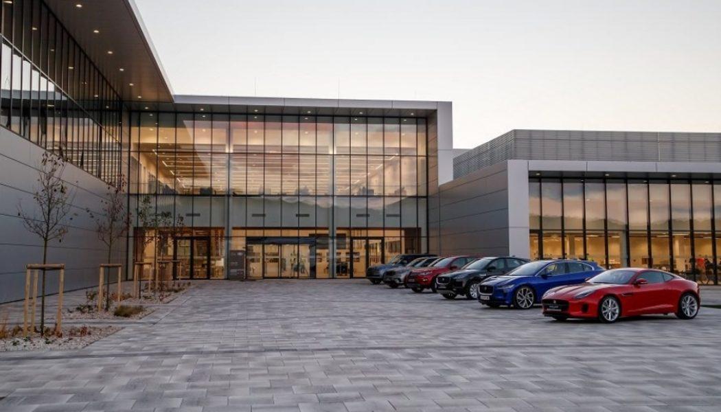 افتتاح اول مصنع لجاجوار ولاند روفر في سلوفاكيا