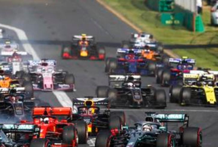 تسريح مؤقت وتخفيض مرتبات في فورمولا1