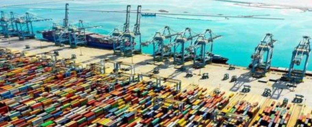 """ميناء خليفة"""" يضم أول مركز للدعم الفني للسيارات"""