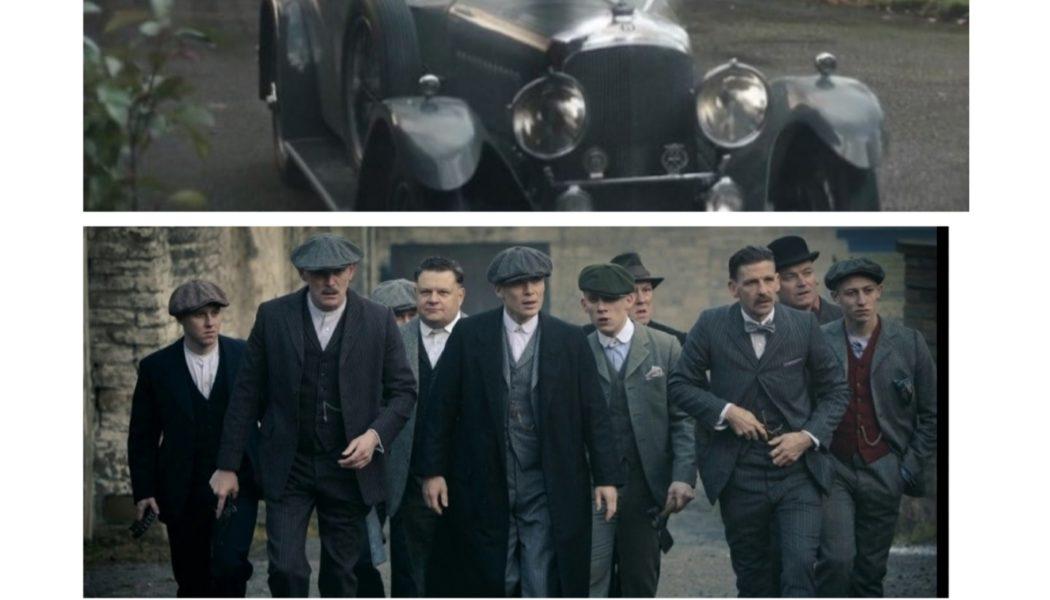 اشهر السيارات الكلاسيكيه التى ظهرت في مسلسل بلاندرز