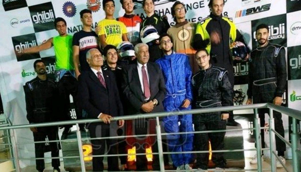 إسماعيل حسام يمثل مصر ببطولة العالم للهواة (SWS)  والثلاثى ناتالى ، وسلمان ، وجاد ببطولة العالم للمحترفين (Rotax Max)