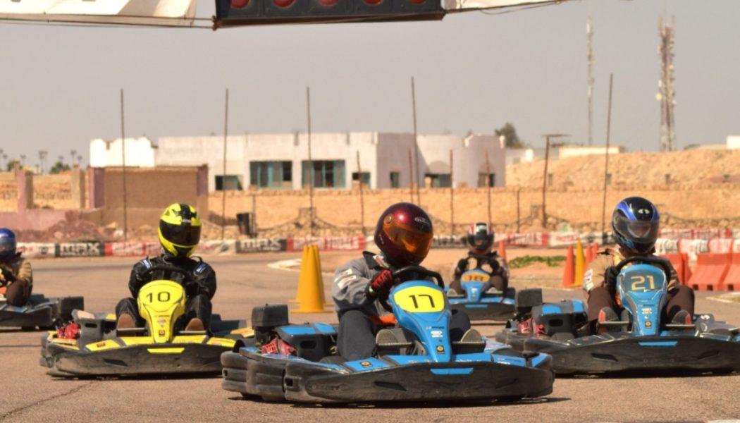 تغطية الجولة 5 & 6 من التصفيات المصرية لبطولات العالم للكارتينج (إنتصاف الموسم يرفع حرارة التسابق ويزيد المنافسة)