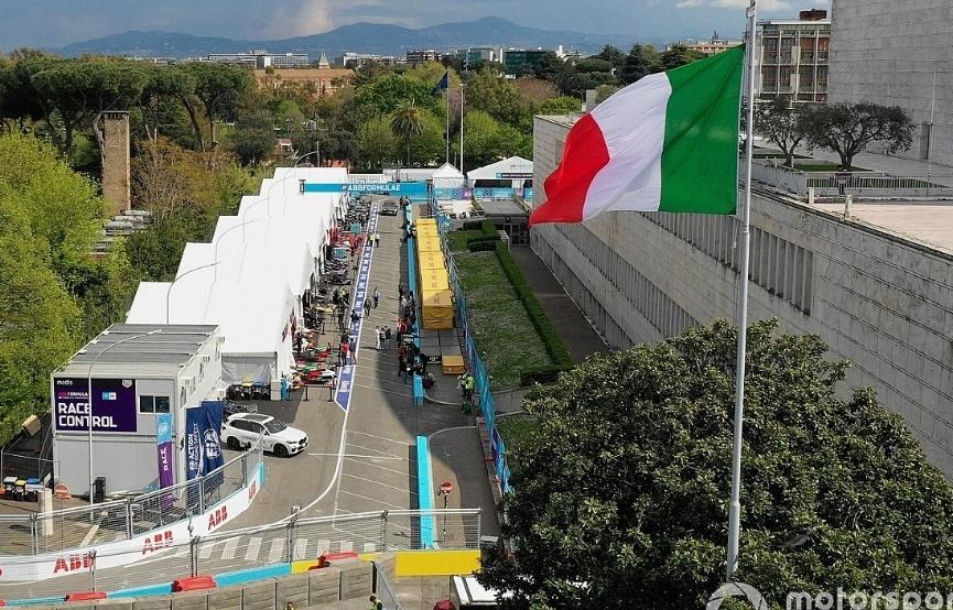 الفورمولا إي تُجدّد عقد سباق رومان حتّى 2025