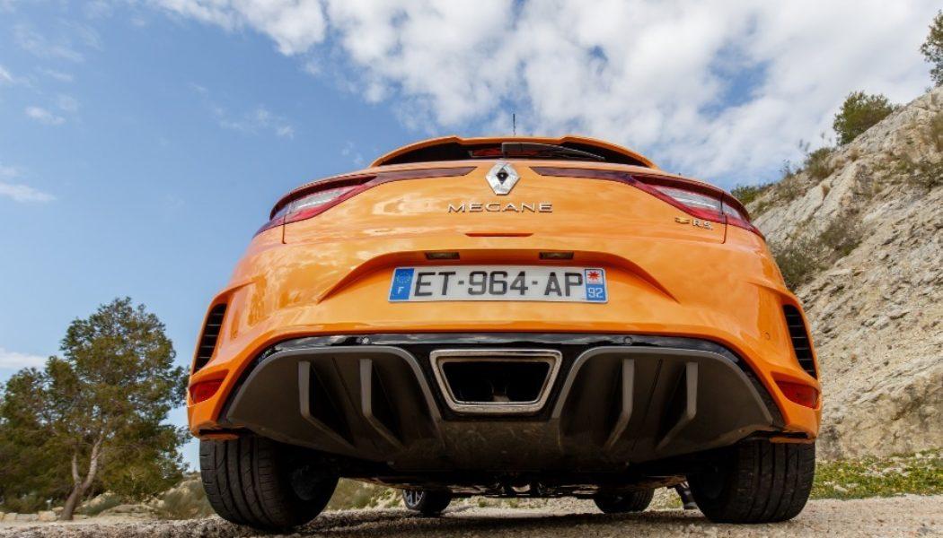 ميجان RS من رينو … أسرع هاتشباك فى فيئاتها