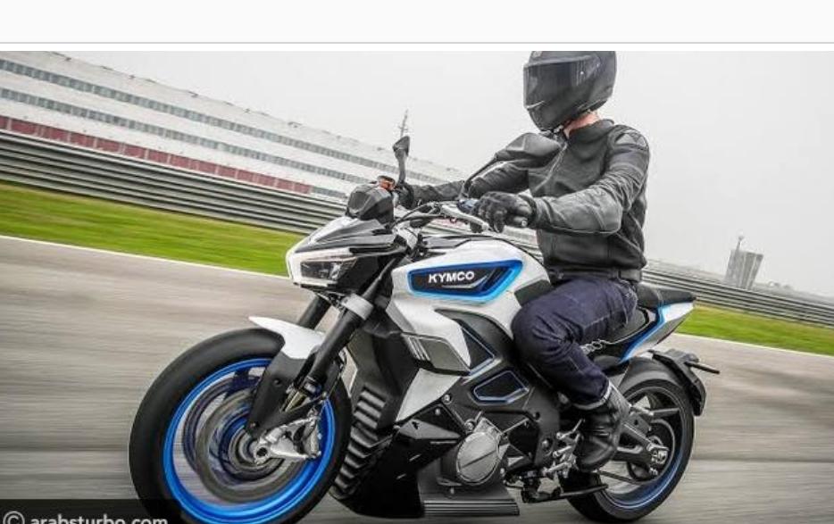 ريفونيكس.. دراجة نارية كهربائية بالكامل