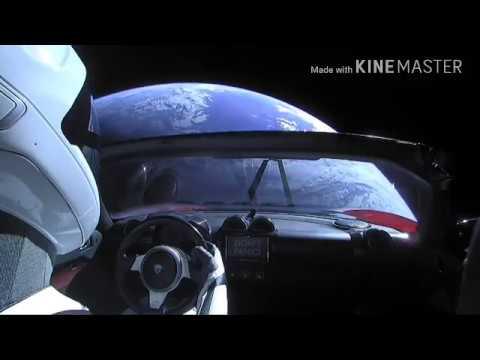نسخة خاصة من تيسلا موديل x  لنقل رواد الفضاء