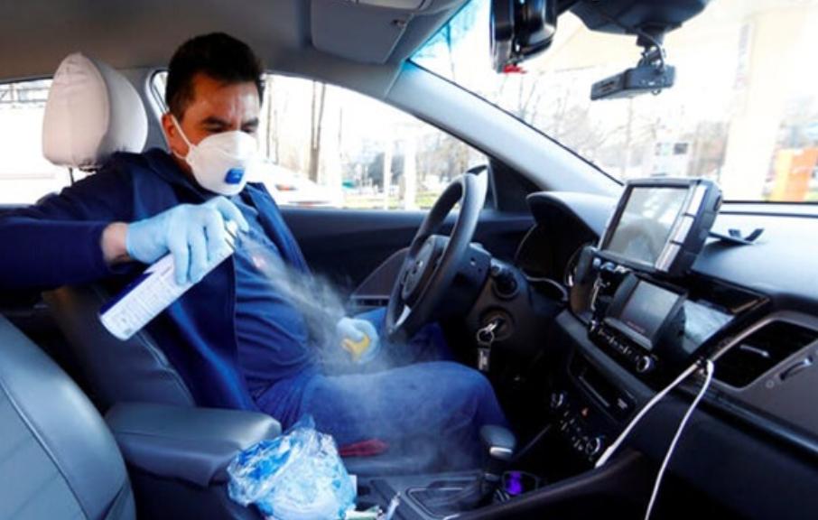 هذه هي الأماكن التي يفضلها فيروس كورونا داخل السياره