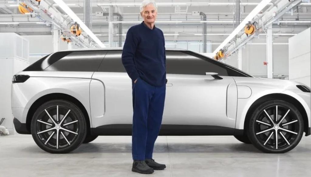 شركة دايسون تقرر إلغاء إنتاج سيارتها الأولى 
