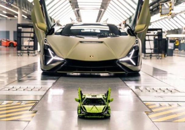 أقوى سيارة لامبورغيني تم إنتاجها