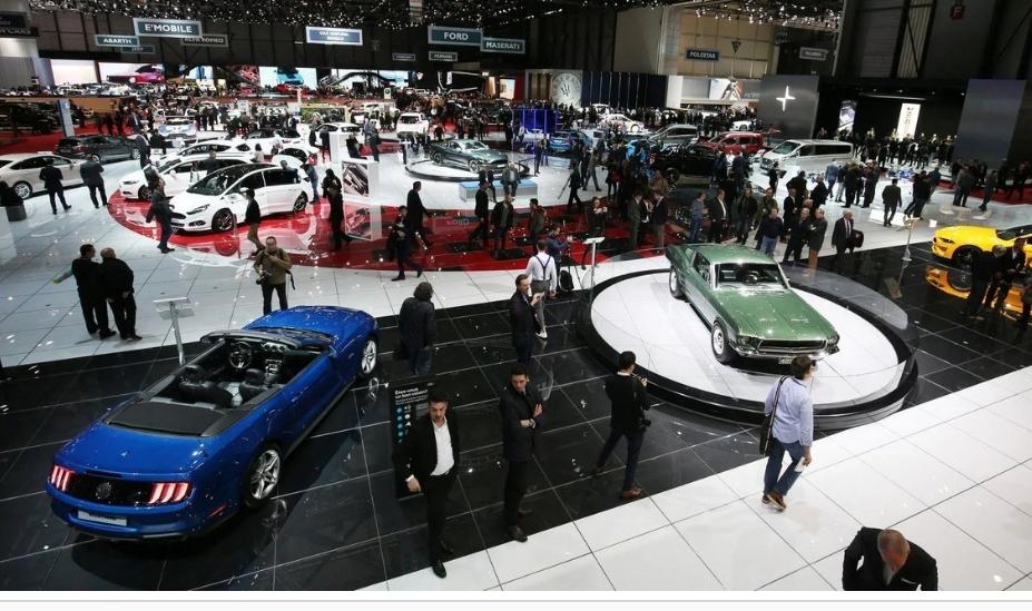 معرض جنيف للسيارات قد لا يعود قبل عام 2022