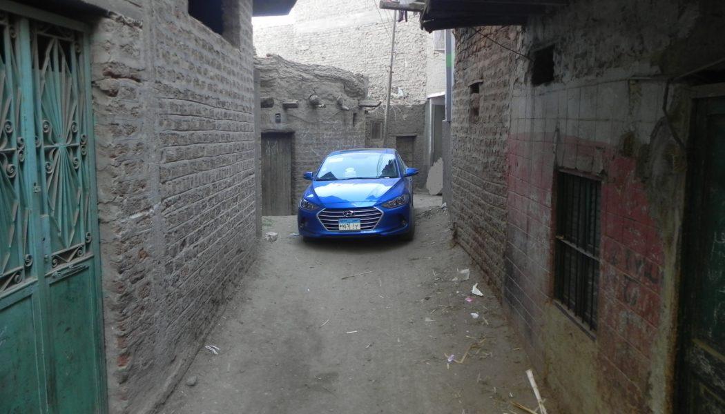 السيارة النترا AD…. فى قلب صعيد مصر