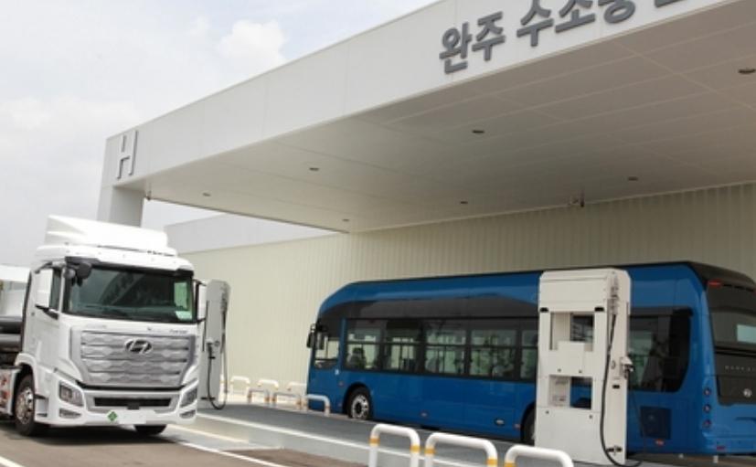 هيونداي تدشن أول محطة شحن للسيارات الهيدروجينية
