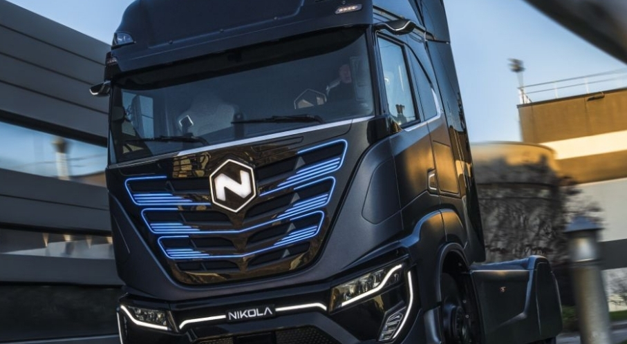 نيكولا للشاحنات الهيدروجينية تبدأ تداولاتها المالية