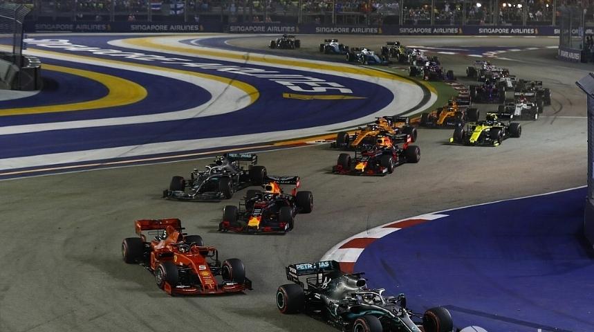 إلغاء سباقات أذربيجان وسنغافورة واليابان للفورمولا واحد