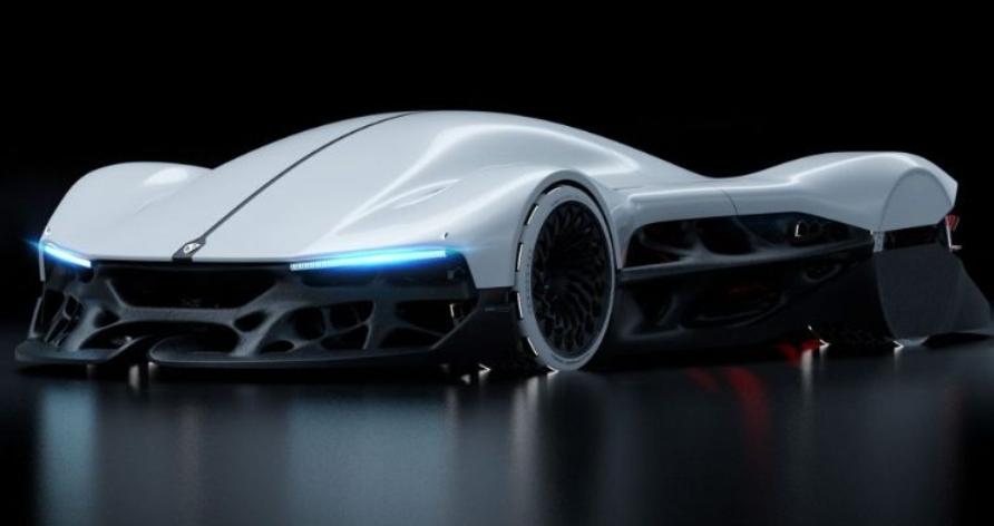 ريماك سكالاتان هي سيارة خارقة بقوة 3000 حصان قادمة من عام 2080