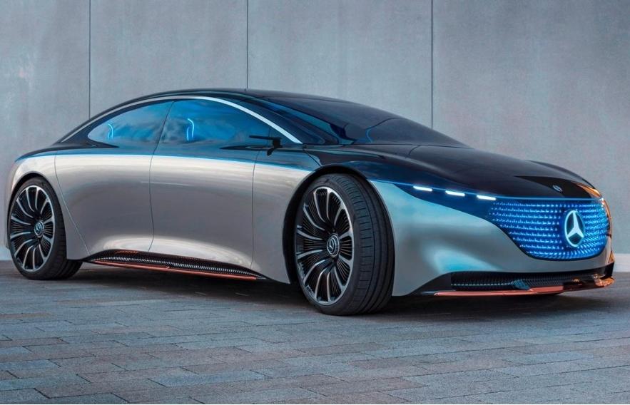 مرسيدس تؤكد أن EQS الكهربائية ستأتي بمدى أفضل من سيارات تيسلا