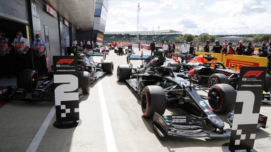 """فريق مرسيدس """"لا يصنع أصدقاءً"""" له في الـ فورمولا 1"""