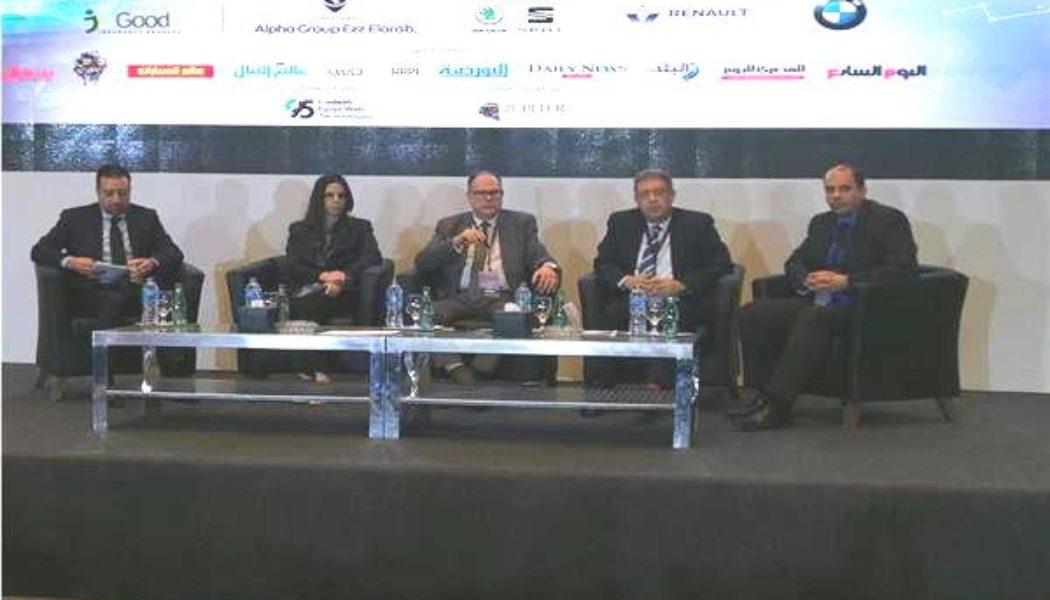 """مستثمرو الصناعات الهندسية يرسمون مستقبل الاستثمار في القطاع بقمة إيجيبت اوتوموتيف الخامسة صالح: """"الشركات المصرية لا تعرف كيف تستفيد من الإتفاقيات التجارية الدولية"""