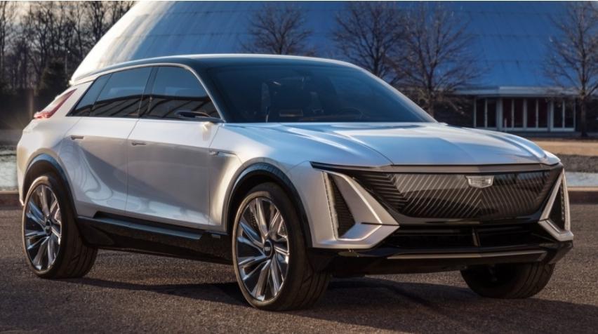 الكشف عن كاديلاك ليريك الكهربائية تمهيداً لسيارة إنتاجية عام 2022