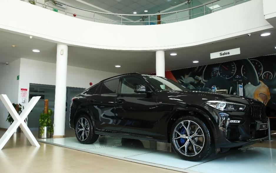 بحضور السيد فريد الطوبجى ... المجموعة البافارية للسيارات تطلق رسميا الجيل المطور من (BMW X6) المجمعة محلياً