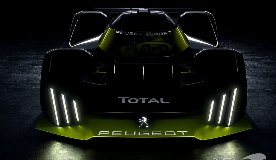 بيجو تختار سيارتها الخارقة التي ستشارك بها في نسخة 2022 من سباق لومان 24 ساعة