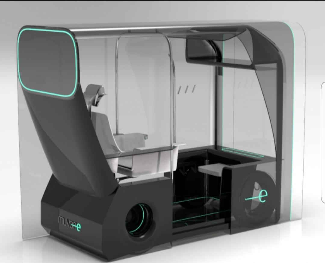 جائزة فورد للمصممين الجدد تذهب لنموذج سيارة أجرة ذاتية القيادة