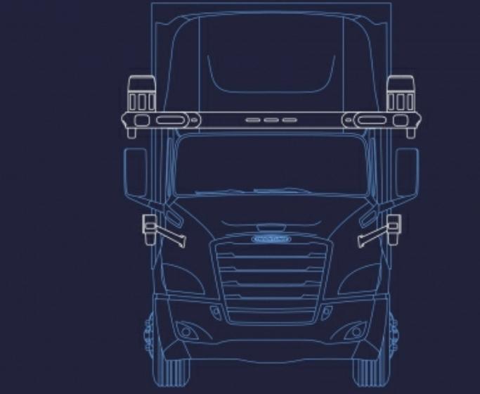 دايملر تتعاون مع وايمو لتطوير شاحنات ذاتية القيادة