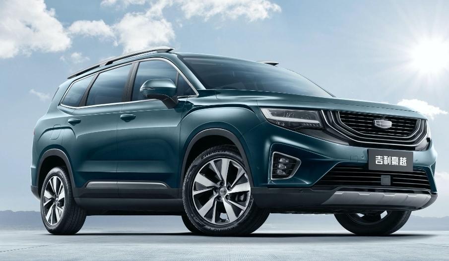 جيلي هاويوي 2021 أكبر SUV من جيلي تنطلق رسمياً