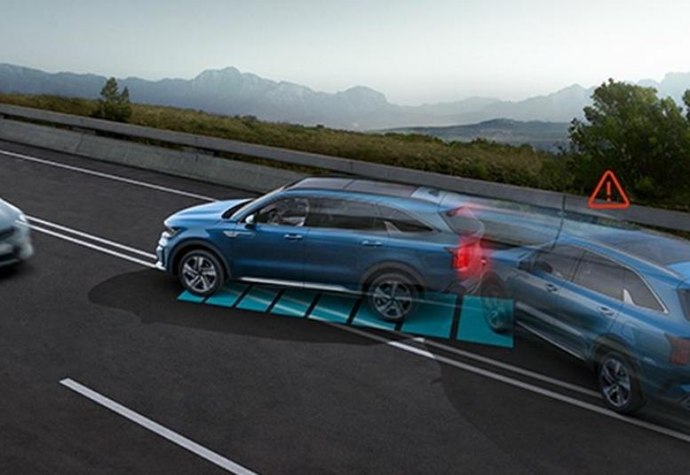 سيارات كيا ستحصل على نظام فرملة متطور في 2021