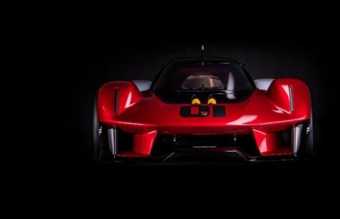 بورشه فيجن 920 الاختبارية هي سيارة سباق وحشية لن يتم إنتاجها