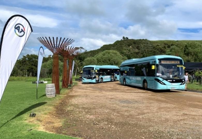شركاء ADL مع شركة KIWI BUS BUILDERS للإنتاج الحافلات الكهربائية
