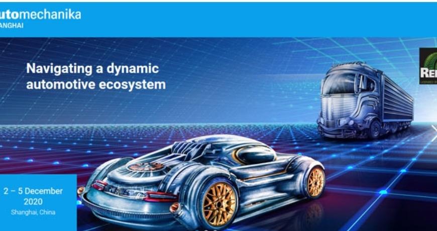 automechanika Shanghai prepare to launch 2nd of Dec. 2020