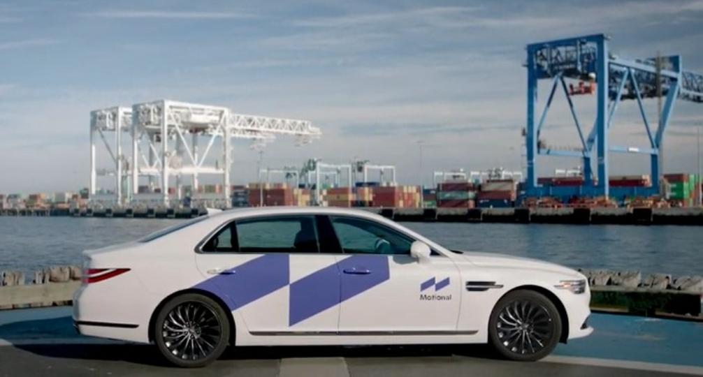 هيونداي ستوفر سيارات الأجرة ذاتية القيادة في عام 2022