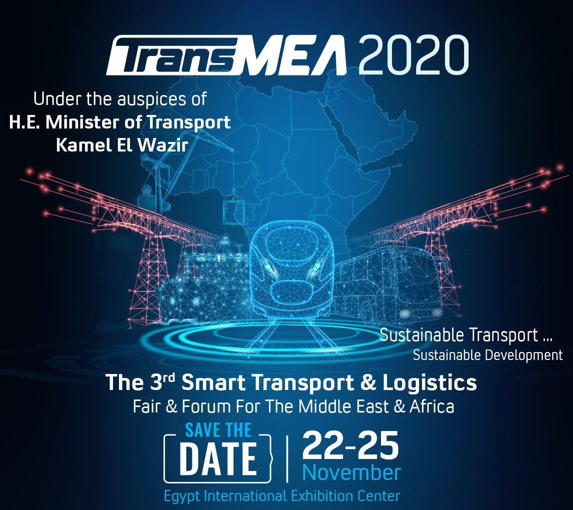 بحضور الرئيس السيسى .. إنطلاق الدورة الثالثة من معرض النقل الذكى والنظيف (Trans MEA)