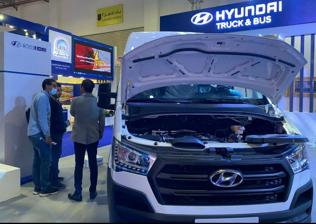 مشاركة قوية للشركة المصرية العالمية للسيارات في معرض ترنرميا