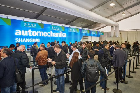Automechanika Shanghai 2020 opens 2nd of Dec