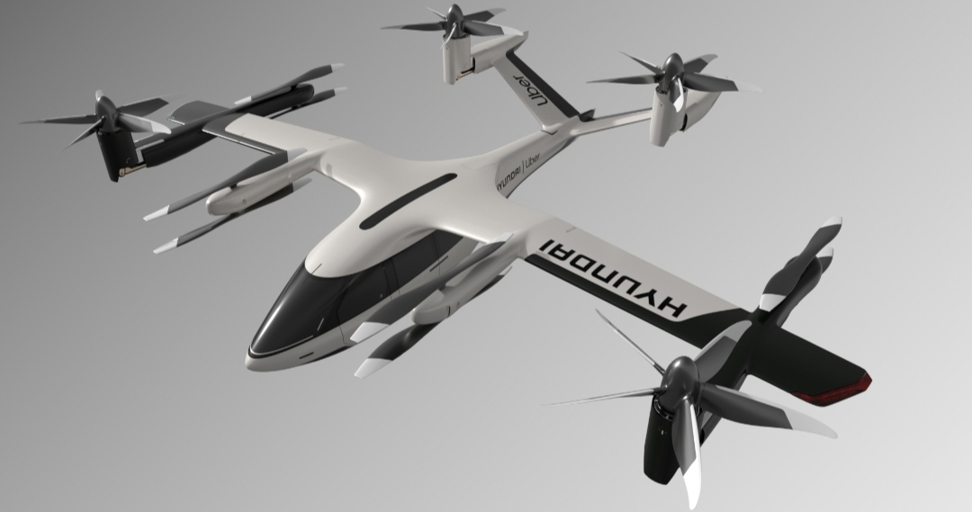 """Hyundai Motor Group's Urban Air Mobility Vision Concept Named """"Best Innovations in 2020"""" by Etisalat"""