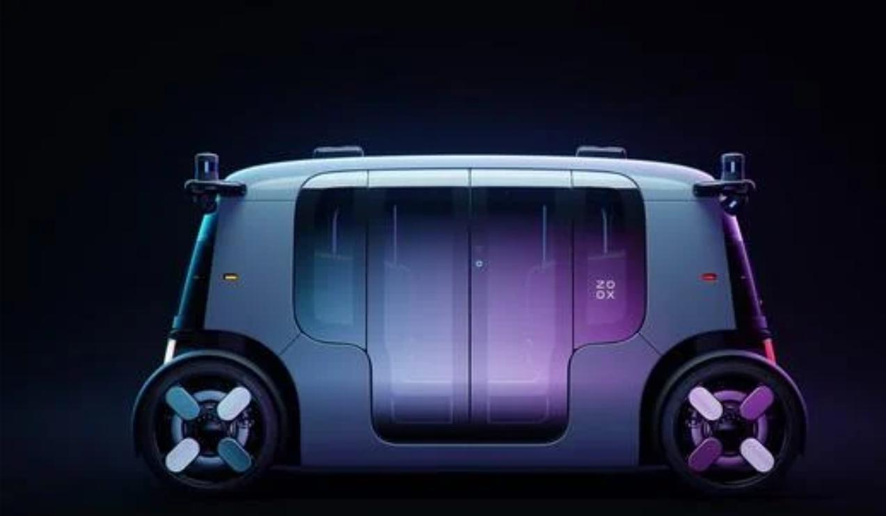 أمازون تنتج تاكسي كهربائي ذاتي القيادة
