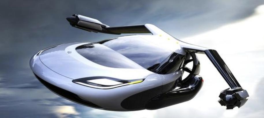 سيارات تطير في اليابان والسعودية